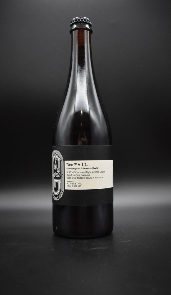 de Garde - Dos F.A.I.L. (Formerly an Interesting Lager)
