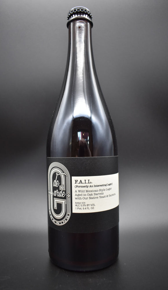 de Garde - F.A.I.L. (Formerly an Interesting Lager)