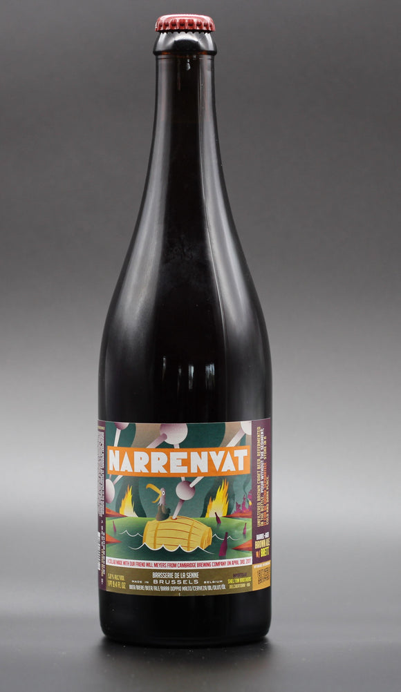 De La Senne - Narrenvat