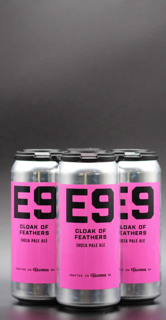 E9 - Cloak of Feathers