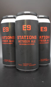 E9 - Stations Witbier