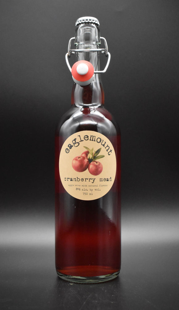 Eaglemount - Cranberry Mead