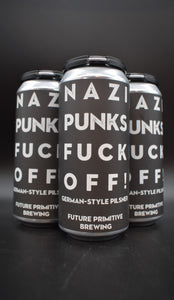 Future Primitive - Nazi Punks Fuck Off