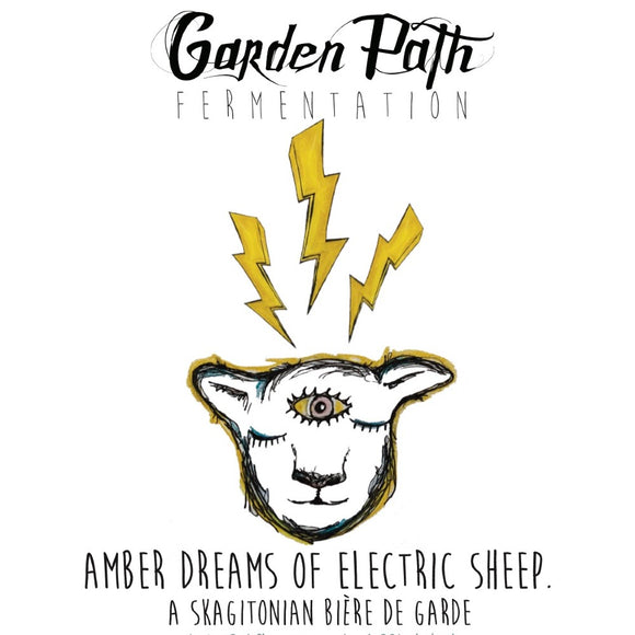Amber Dreams of Electric Sheep. (2nd Ed.)