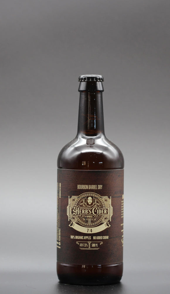 Herb's Cider - Bourbon Barrel