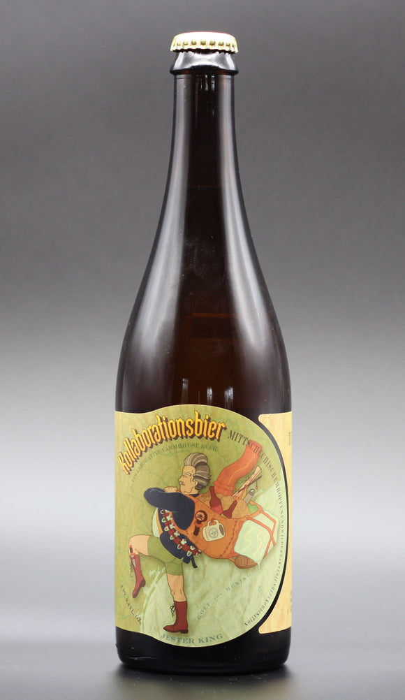 Jester King - Kollaborationsbier
