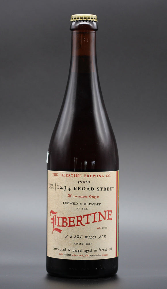 Libertine - 1234 Broad Street
