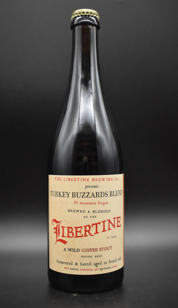 Libertine - Turkey Buzzard's Blend