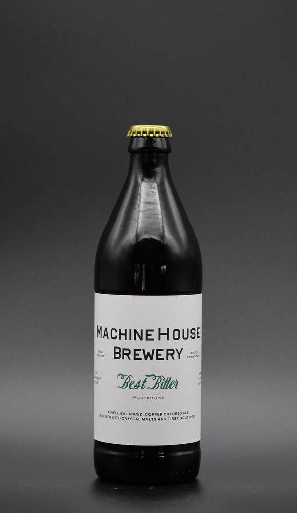 Machine House - Best Bitter