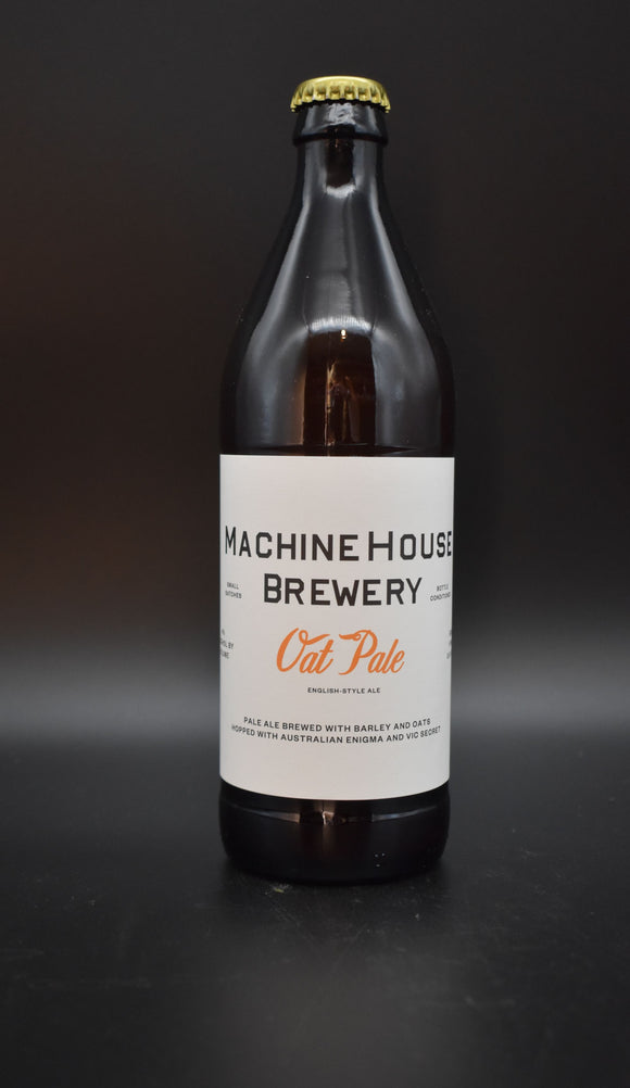 Machine House - Oat Pale
