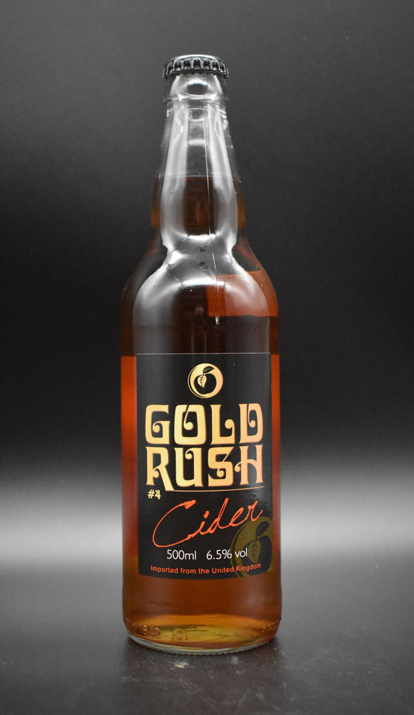 Oliver's - Gold Rush #4