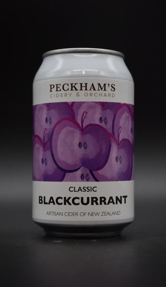Peckham's - Cider with Blackcurrant