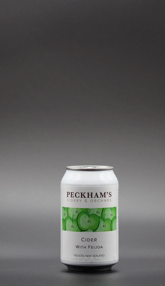 Peckham's - Cider with Feijoa