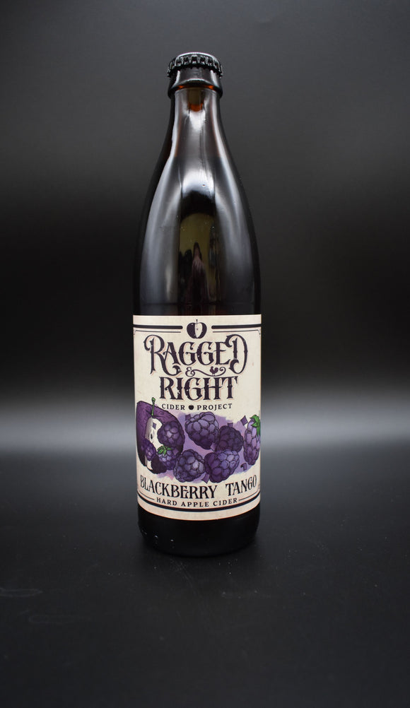 Ragged & Right - Blackberry Tango