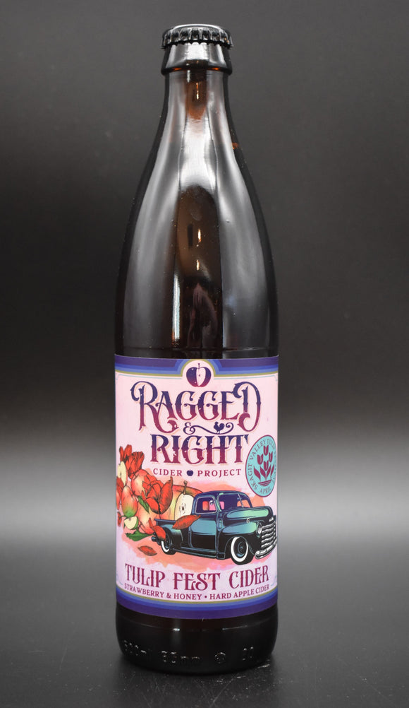 Ragged & Right - Tulip Fest Cider