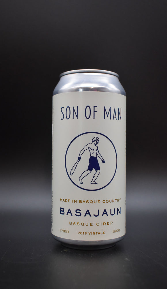 Son of Man - Basajaun Spanish Cider