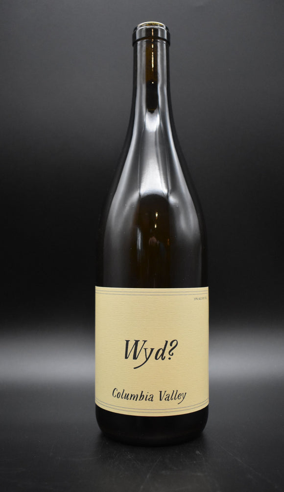 Swick Wines - 2018 WYD? Columbia Valley Chardonnay