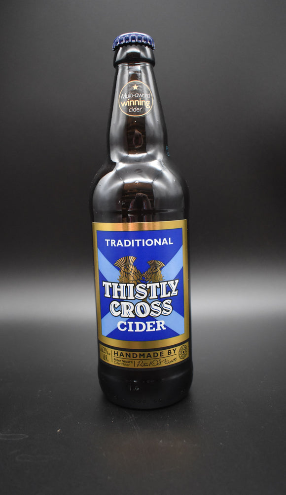 Thistly Cross - Cider