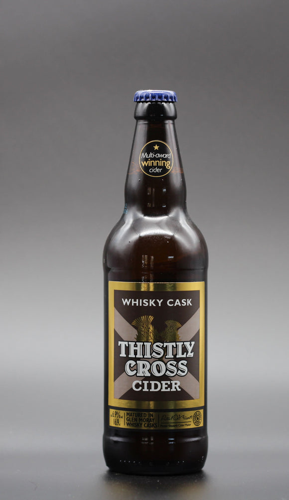 Thistly Cross - Whisky Cask Cider
