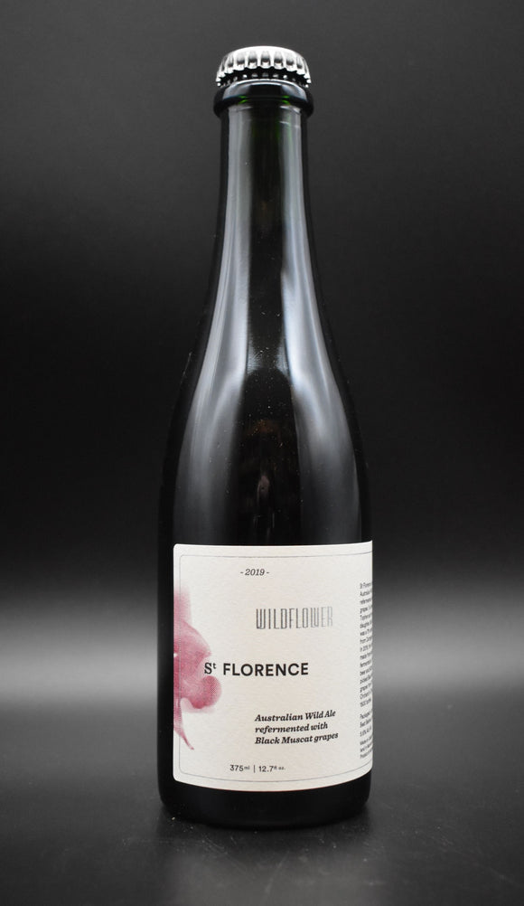 Wildflower - St. Florence 2019: Black Muscat
