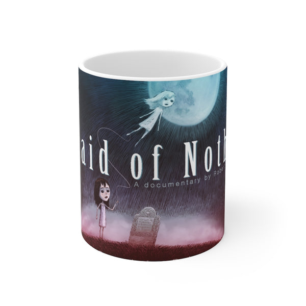 AON girl with soul on a string - Mug 11oz