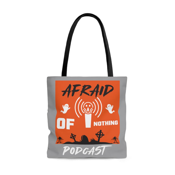 Afraid of Graveyard - Tote Bag