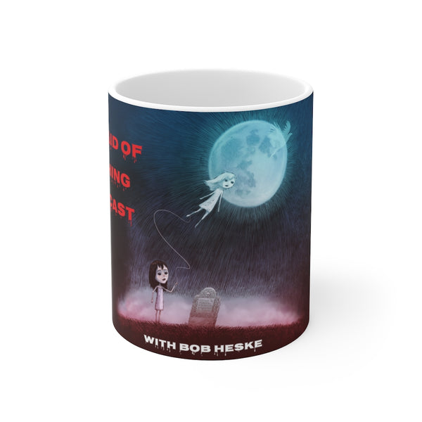 AON Girl with Soul on String - Mug 11oz