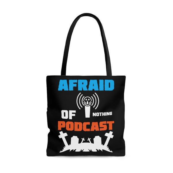 Afraid of Graveyard 2 - Tote Bag