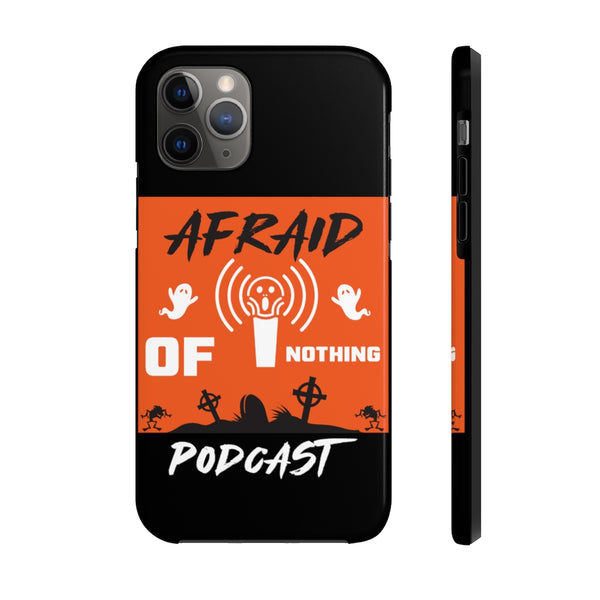 Afraid of Graveyard - Case Mate Tough Phone Cases