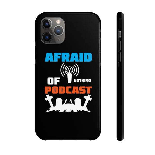 Afraid of Graveyard 2 - Case Mate Tough Phone Cases