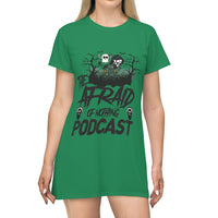 AON Podcast - All Over Print T-Shirt Dress