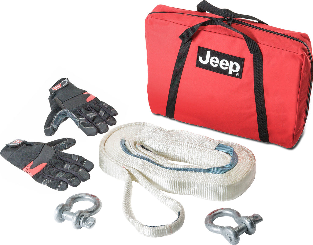 Jeep Trail Rated Recovery Kit