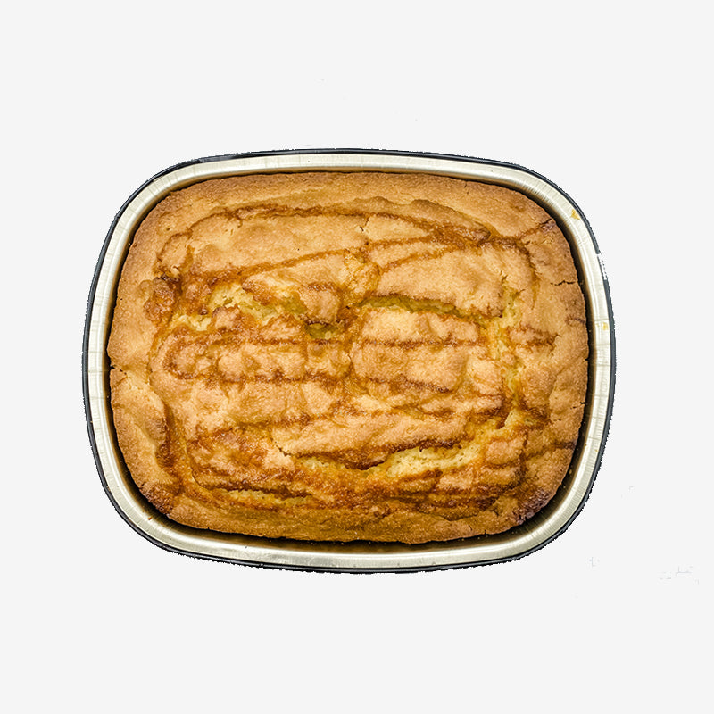 Skillet Corn Bread with Honey Butter