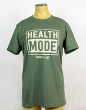 Load image into Gallery viewer, Crewneck T-Shirt: Health Mode