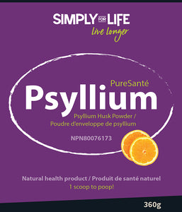 Psyllium - Orange