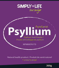 Load image into Gallery viewer, Psyllium - Natural