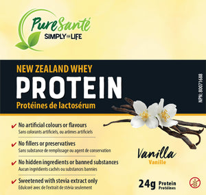 Simply For Life Whey Protein - Vanilla
