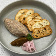 DUCK RILLETTES