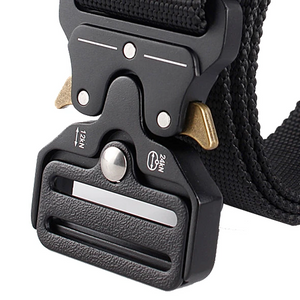 Adjustable Waist Fitting Tactical Belt To Hold Your Gear