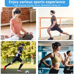 Load image into Gallery viewer, Summer Hot Sale 50%OFF!-Wireless Bluetooth Headband Music Phone Yoga