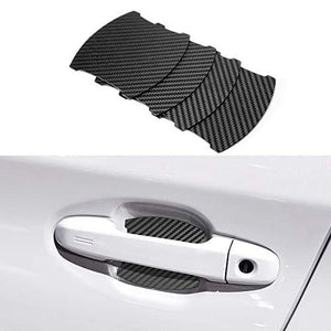 Door Handle Cup Protector -Scratch Cover Accessories Fit for Subaru Cars (4 Pcs)