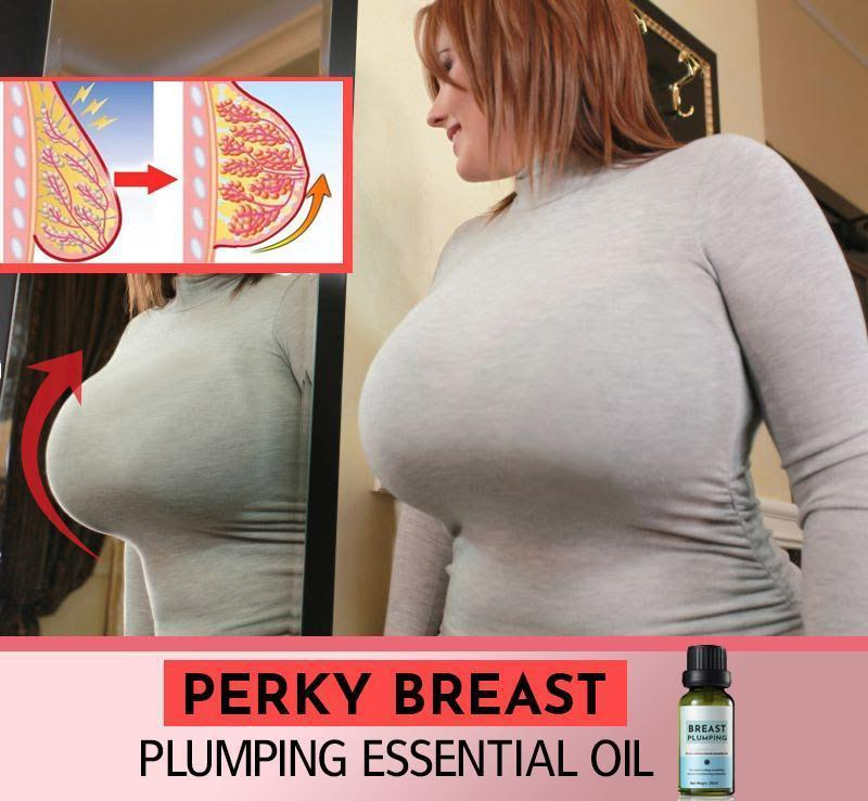 Perky Breast Plumping Essential Oil