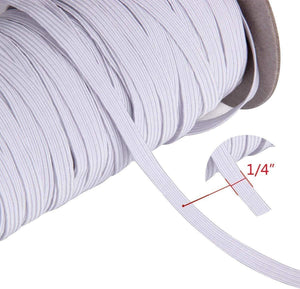 Braided Elastic Cord/Elastic Band-120 Yard