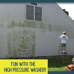 Dual High-Pressure Washer 2.0