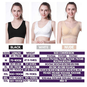 Feather Light Breathable Bra