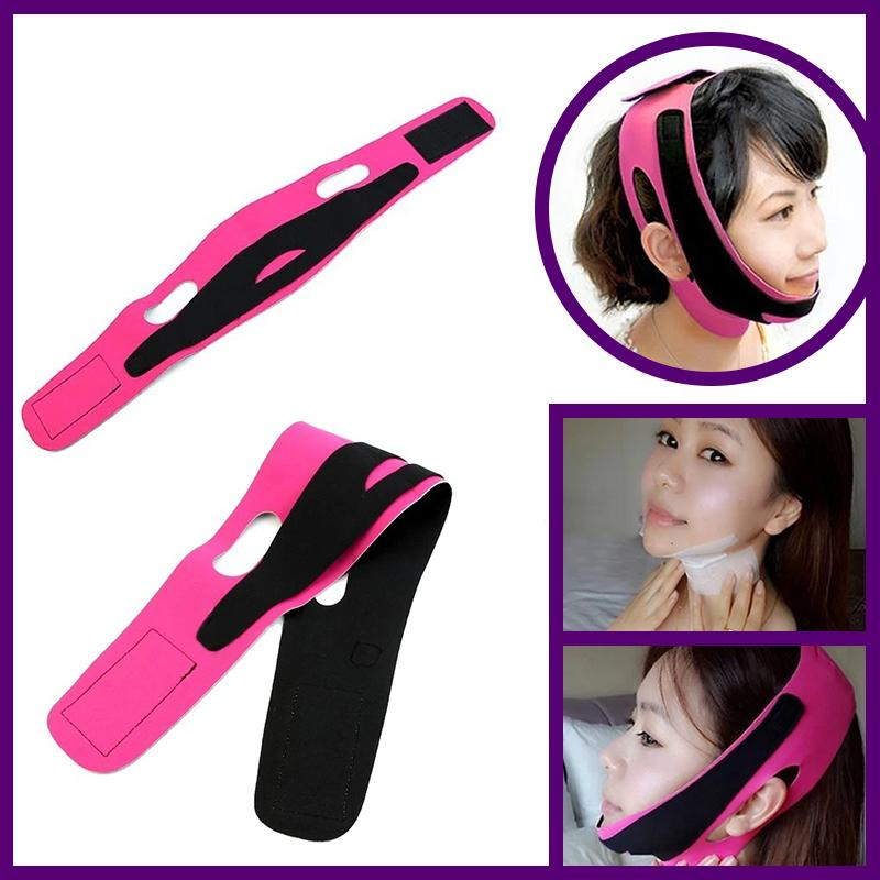 V-Shape Face Band