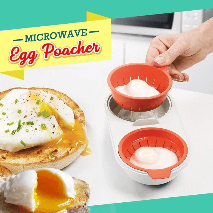 Perfect Double Egg Poacher®