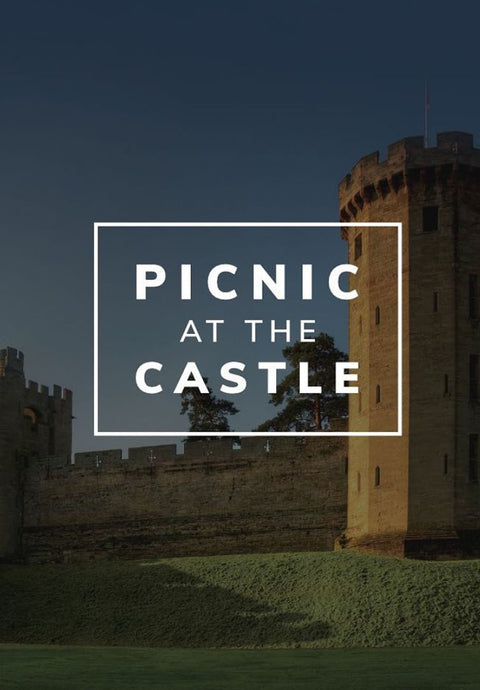 WARWICK CASTLE X PICNIC AT THE CASTLE X THE FARM STRATFORD (what a combo!) 👏🏼