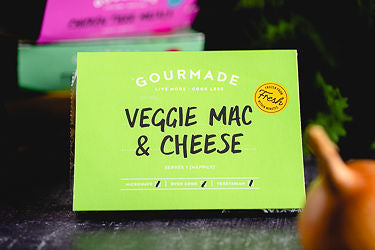 Gourmade - Veggie Mac n Cheese