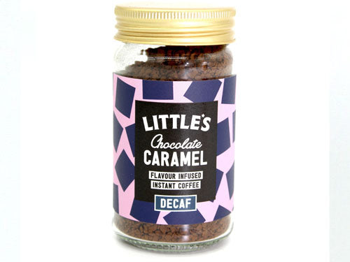 Little's Chocolate Caramel Decaf Instant Coffee